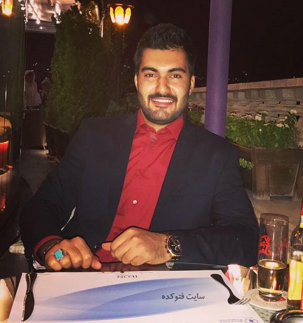 حسام مزینانی مجری با عکس و بیوگرافی کامل
