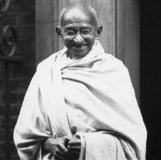 عکس گاندی