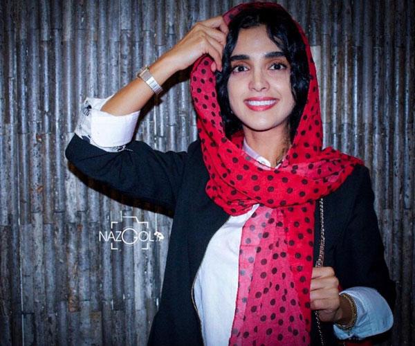 عکس بیوگرافی الهه حصاری Elahe Hesari بازیگر زن ایرانی