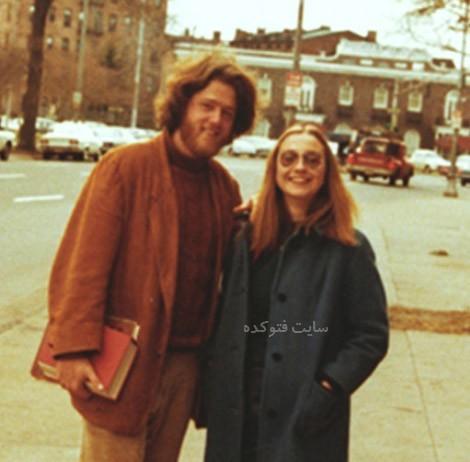 ناگفته هایی درباره هیلاری کلینتون و همسرش