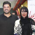عکس جدید همسرن بازیگران مشهور ایرانی