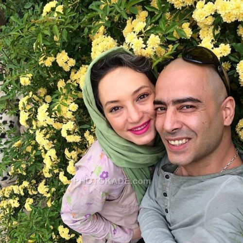 عکس جدید نیما فلاح و همسرش سحر ولدبیگی
