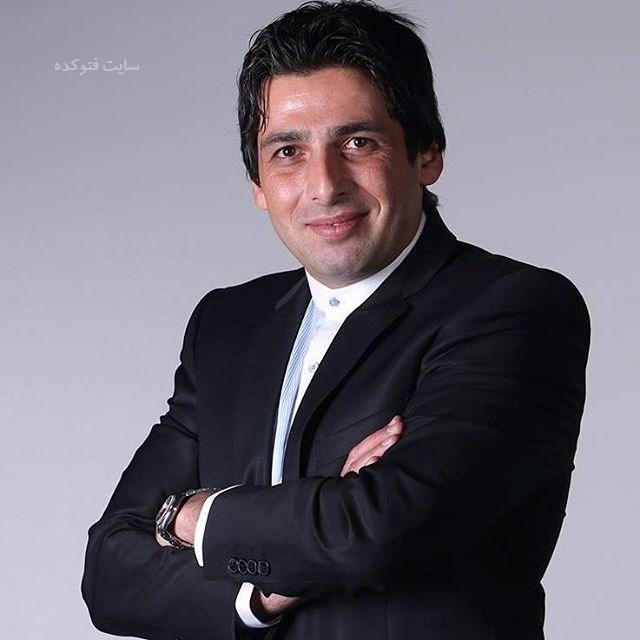 عکس های حمید گودرزی بازیگر معروف