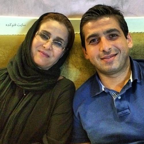 عکس حمید گودرزی و مادرش + بیوگرافی کامل