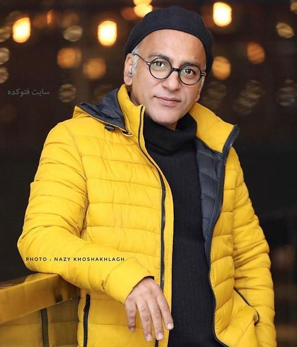 بیوگرافی حمیدرضا آذرنگ بازیگر و کارگردان + زندگی شخصی