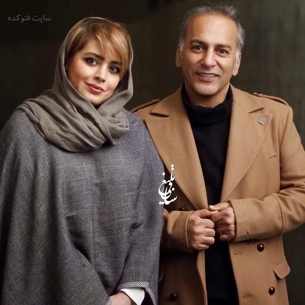بیوگرافی ساناز بیان و همسرش حمیدرضا آذرنگ + زندگی شخصی