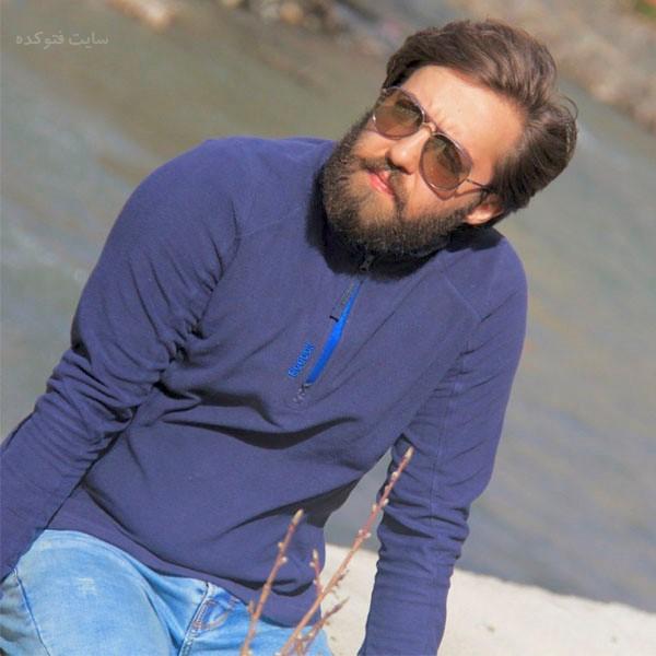 حمید شریف زاده بازیگر و کارگردان + زندگی شخصی