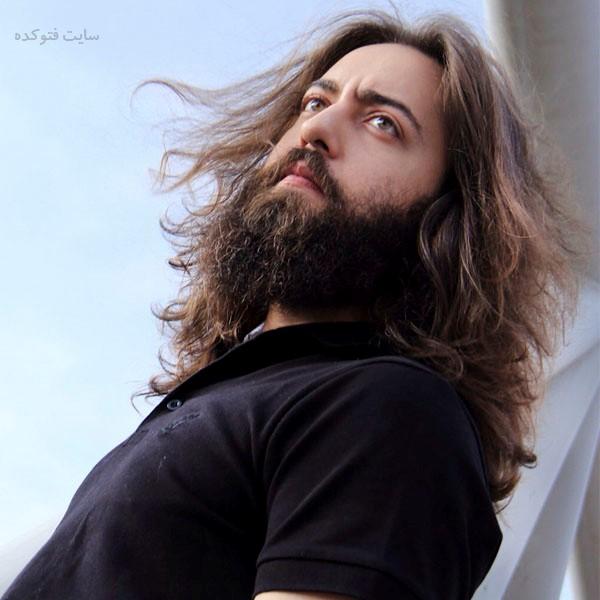 حمید شریف زاده بازیگر سریال بچه مهندس
