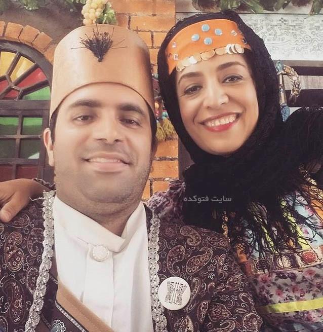 بیوگرافی ساناز سماواتی و همسرش هومن حسین نژاد
