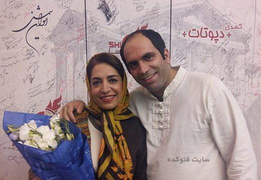 بیوگرافی هومن حسین نژاد و همسرش ساناز سماواتی