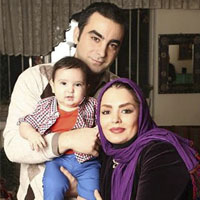 عکس های دیده نشده همسران بازیگران ایرانی
