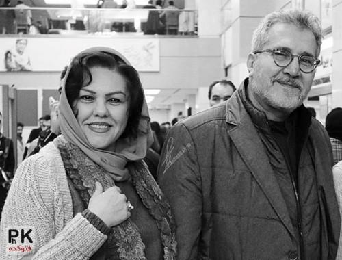 عکس جدید شاهرخ فروتنیان و همسرش افسانه چهره آزاد
