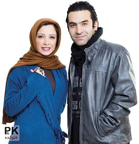 عکس جدید فرناز رهنما و همسرش کیارش اعتمادی