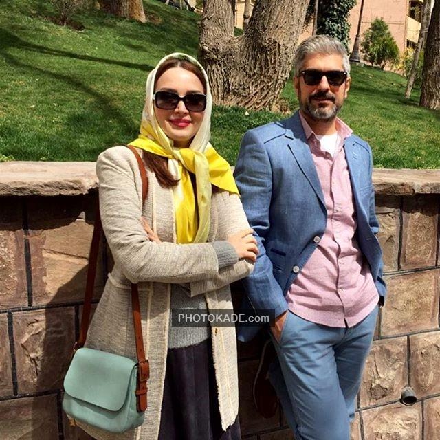 دانلود عکس های بازیگران ایرانی و همسرانشان