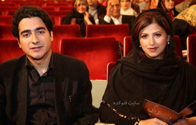 عکس همایون شجریان و همسرش گیتا خوانساری