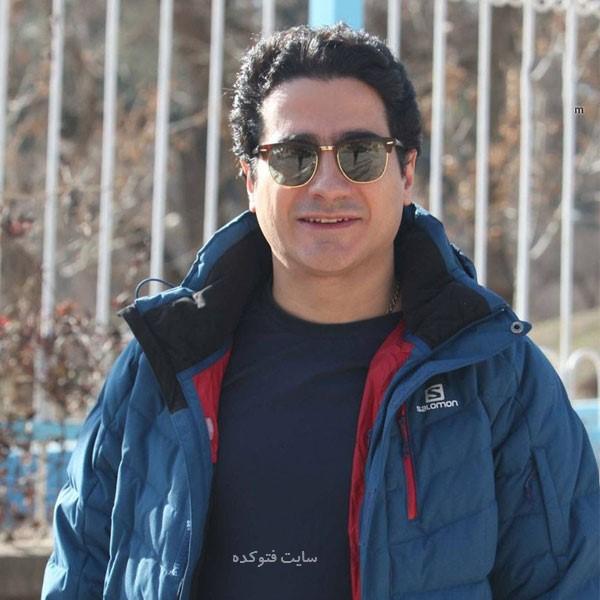 بیوگرافی همایون شجریان Homayoun Shajarian با عکس جدید