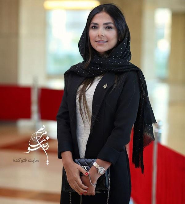 عکس و بیوگرافی هدی زین العابدین