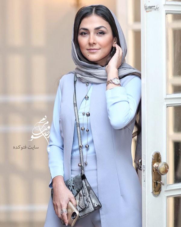 عکس های هدی زین العابدین بازیگر زن خوشگل