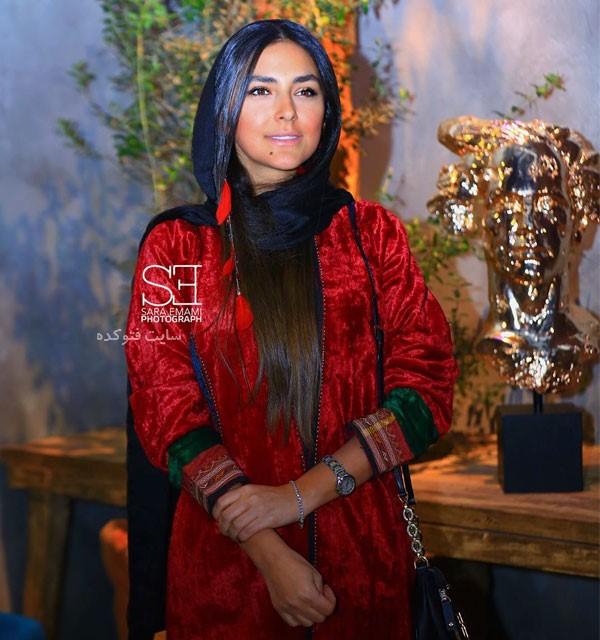 هدی زین العابدین بازیگر زن کیست