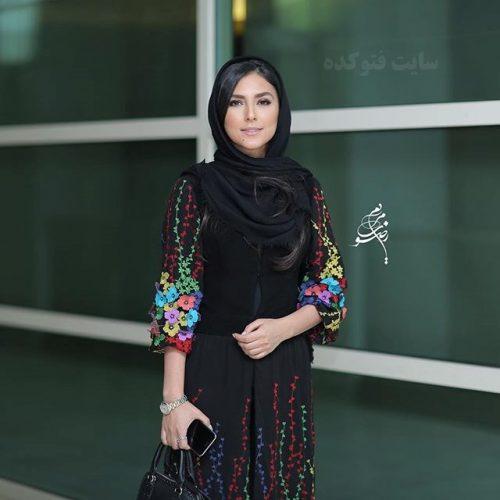 اینستاگرام هدی زین العابدین