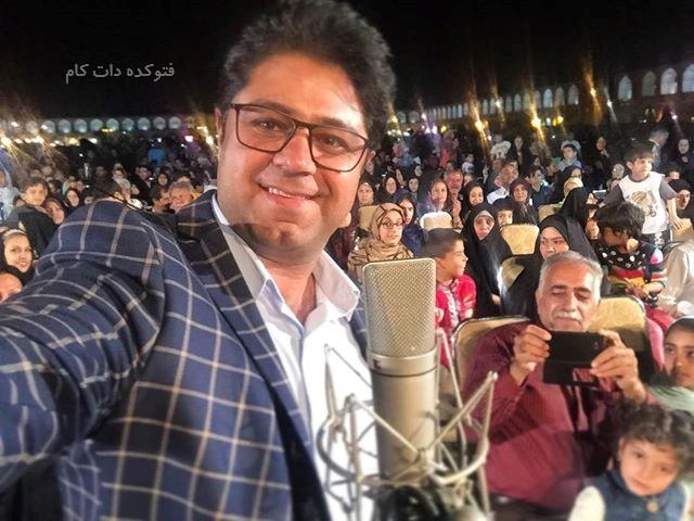 عکس و بیوگرافی حجت اشرف زاده و همسرش