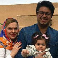 حجت اشرف زاده و همسرش + زندگی شخصی