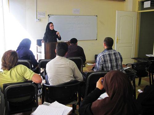 حکم شرعی نگاه به صورت زن استاد,نظر اسلام در مورد تدریس زن,نگاه کرزن به زن استاد حرام است ؟,نگاه به قصد لذت به استاد زن,حکم شرعی زن معلم,حکم شرعی برای زن