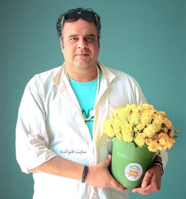 homan barghnavard photokade com 2 - بیوگرافی هومن برق نورد و همسرش + عکس زندگی شخصی