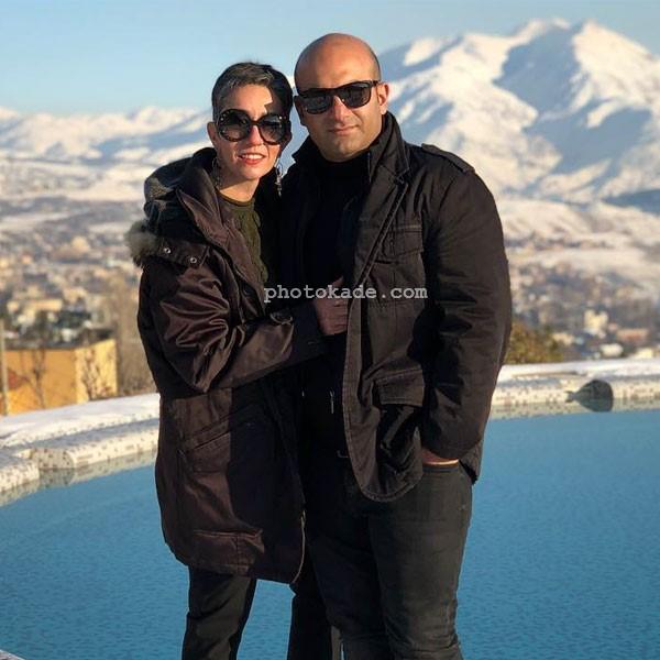 همایون نصیری و همسرش با داستان زندگی و بیوگرافی
