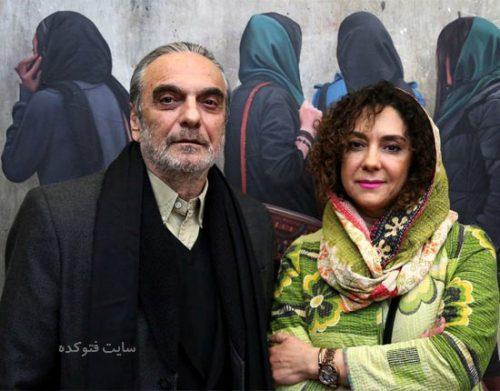 عکس همایون ارشادی و همسرش + بیوگرافی کامل