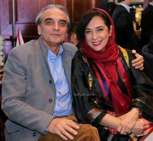 عکس همایون ارشادی و همسرش + زندگینامه کامل