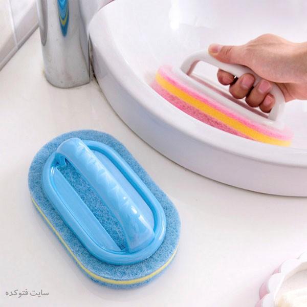 ترفند های نظافت در خانه