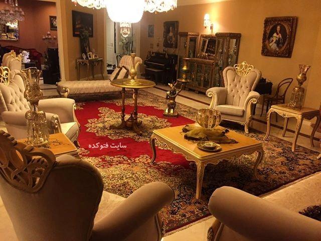 دکوراسیون پذیرایی منزل ایرانی , دکوراسیون داخلی منزل , دکوراسیون خانه , دکوراسیون پذیرایی , چیدمان منزل , عکس های منزل ایرانی , عکس های چیدمان منزل عروس