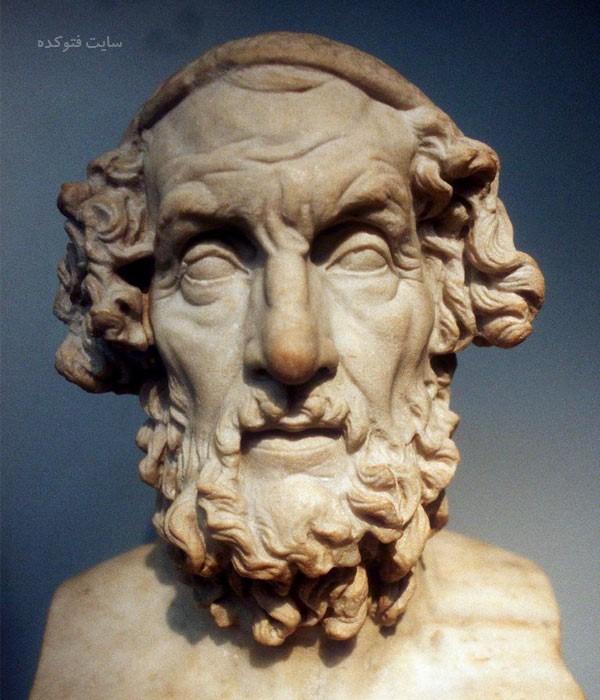 خلاصه زندگینامه هومر شاعر یونانی کیست