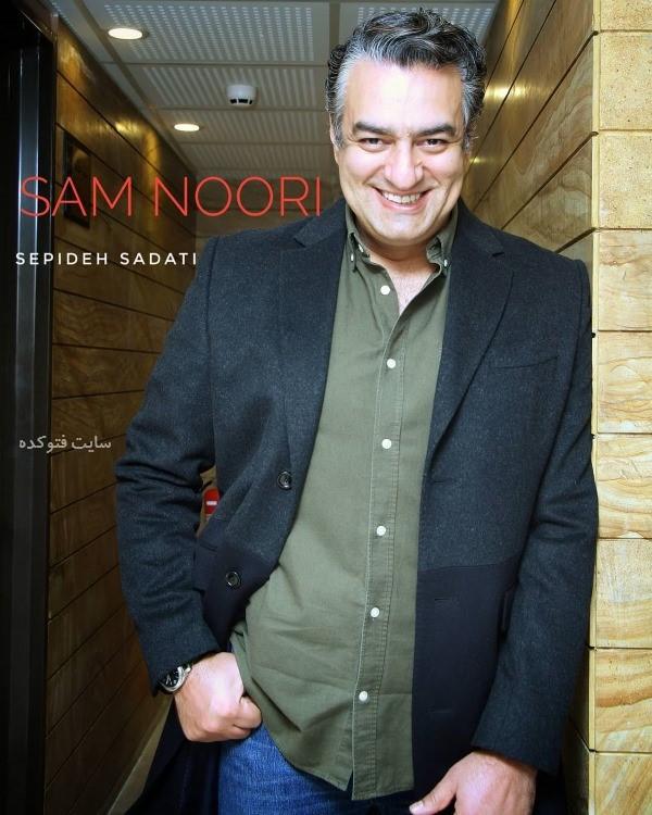 تیپ بازیگران زن در جشنواره فجر 97 سام نوری
