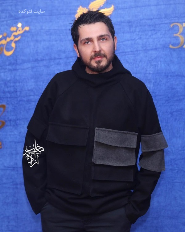 عکس های هنرمندان در جشنواره فیلم فجر 97