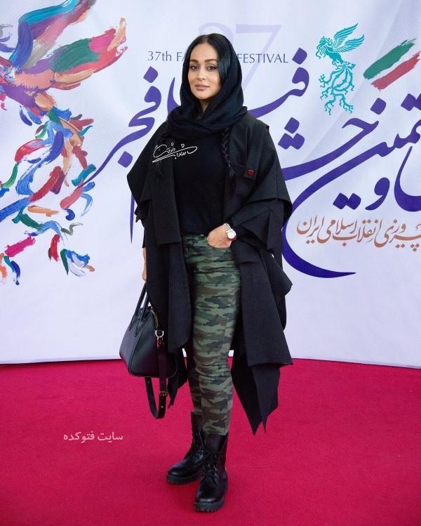 عکس هنرمندان در جشنواره فیلم فجر 97