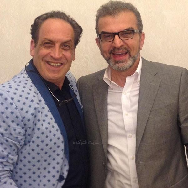 عکس های هرمز شجاعی مهر و بهمن هاشمی + زندگینامه