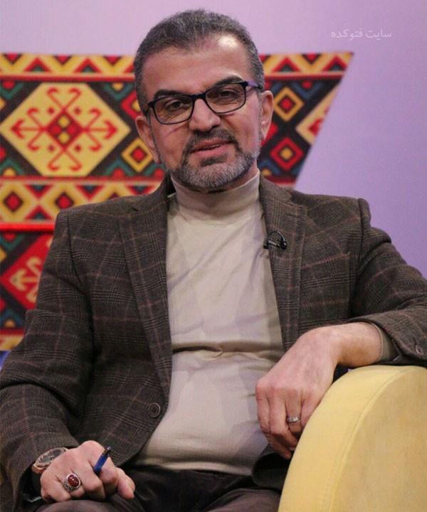 عکس های هرمز شجاعی مهر مجری تلویزیون + بیوگرافی