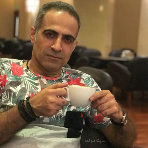 عکس و حسین نورعلی بازیگر