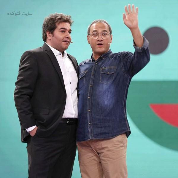 حسین کلهر مجری و رامبد جوان