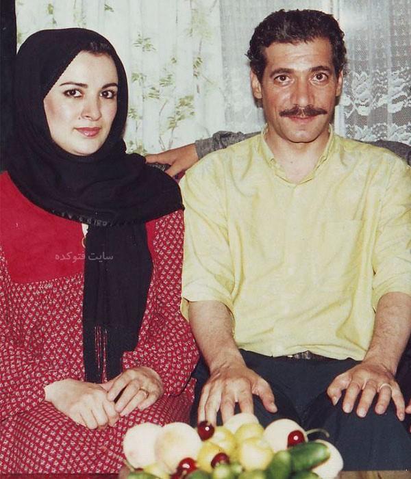حسین محب اهری و همسر فرحناز منافی + بیوگرافی