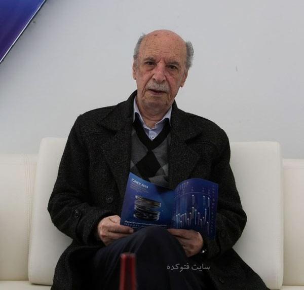 عکس و بیوگرافی هوشنگ حریرچیان بازیگر