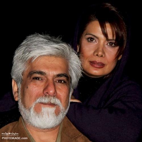 عاطفه رضوی و همسرش حسین پاکدل + زندگینامه
