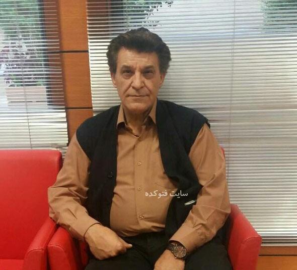 عکس و بیوگرافی حسین سحرخیز بازیگر
