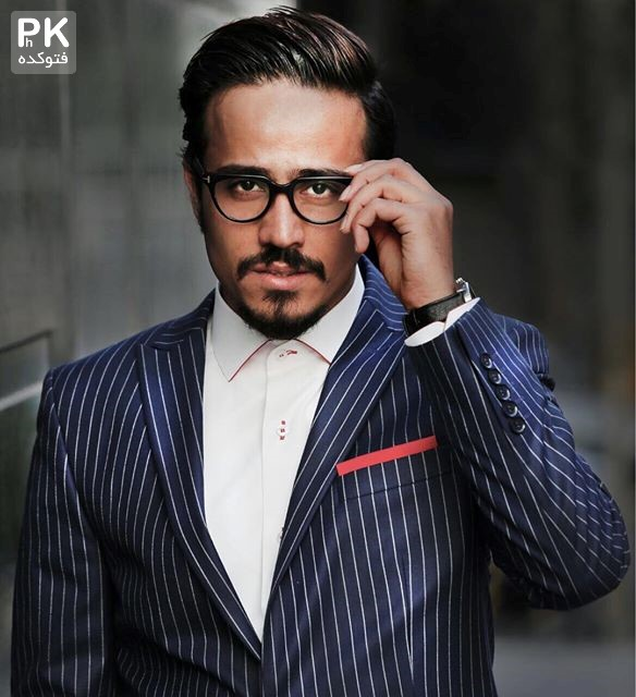 عکس جدید حسین سلیمانی بازیگر