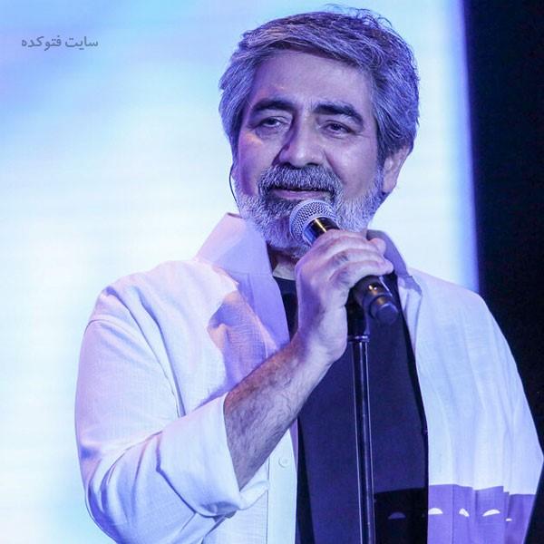 عکس های حسین زمان خواننده قدیمی + بیوگرافی