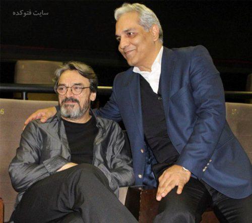 عکس حسین علیزاده و مهران مدیری + بیوگرافی کامل