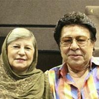 حسین عرفانی و همسرش شهلا ناظریان + علت فوت و بیماری