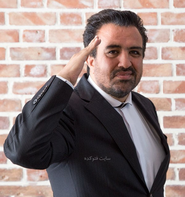 عکس و بیوگرافی حسینی بای خبرنگار